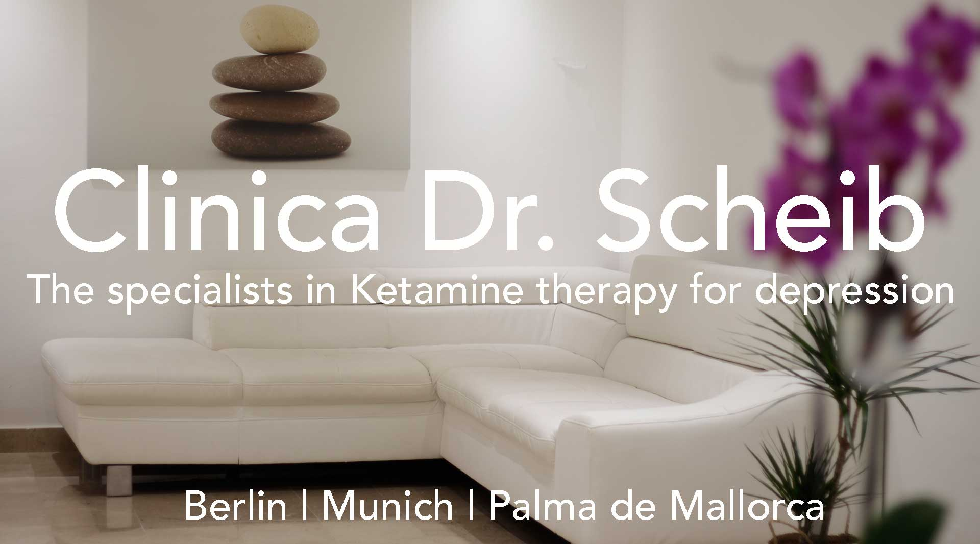 Ketamine therapy in Germany. Depression treatment in Munich and Berlin