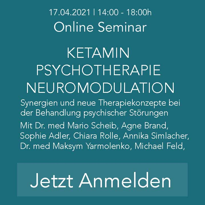 Seminar Ketamintherapie
